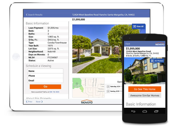 Download the Movoto Real Estate iPhone and Android App - Movoto
