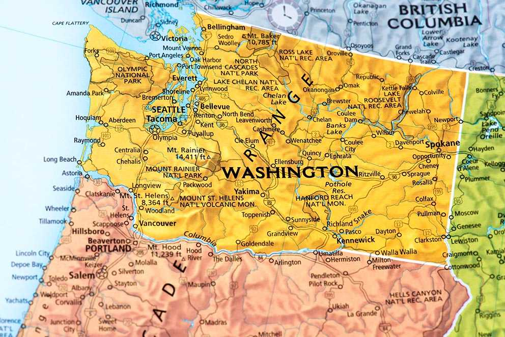 15 Secret Things in Washington You Probably Didn't Know